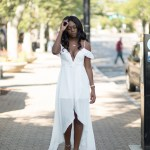 TOP 5 WHITE OTS DRESSES UNDER $100