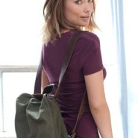 Olivia Wilde Designs a Bag for Charity!