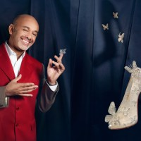 Christian Louboutin Creates Cinderella's Slipper