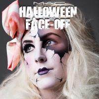 Cool Halloween Makeup Contest Winners!