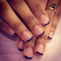 Nail Inspiration! (The french manicure- redefined)