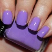 lilac nails summer