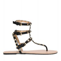 Look For Less!!! Valentino Rockstud Sandals!