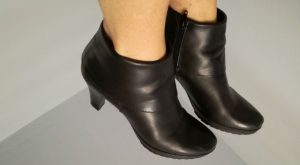 ankle boots neri