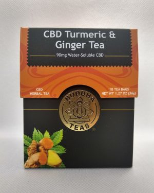 buddha teas cbd turmeric and ginger