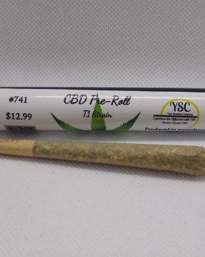 cbd pre-roll products