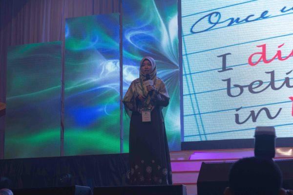 Dream Big, Inspiring speech by PM Nur Laila