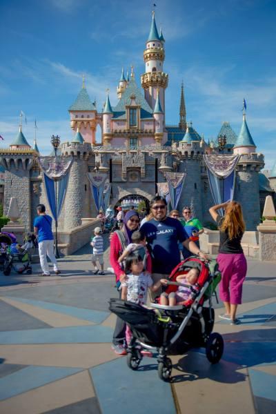 Disneyland Anaheim 2014