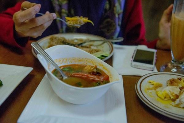 Halal restaurant San Francisco Ban San Thai
