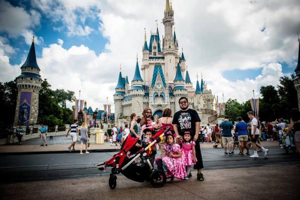 Disneyland Orlando 2016