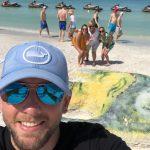 March Sandcastle Selfies