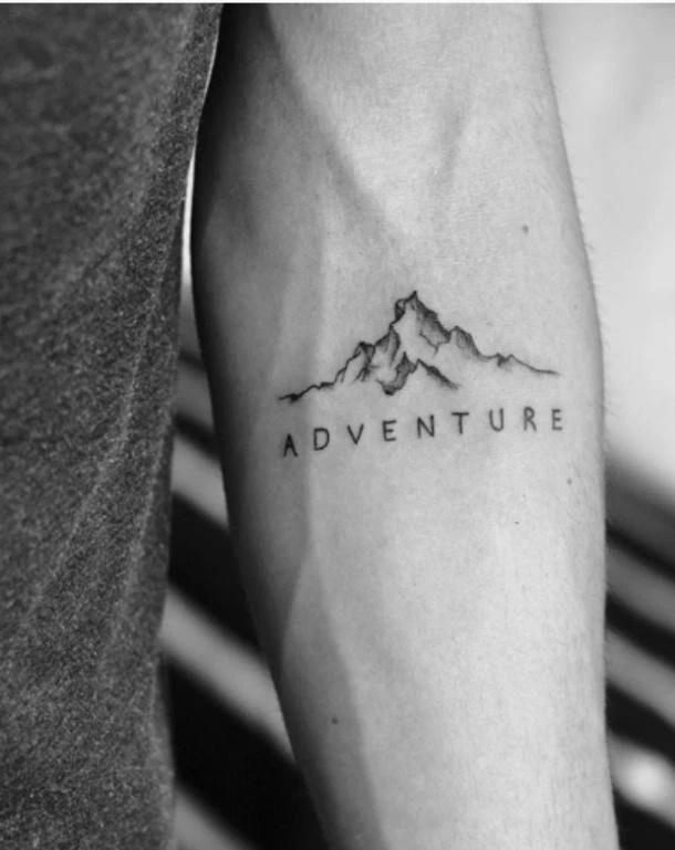 Forearm Word Tattoo : forearm, tattoo, Small,, Meaningful, Tattoo, Ideas, Designs, Women, (2019), YourTango