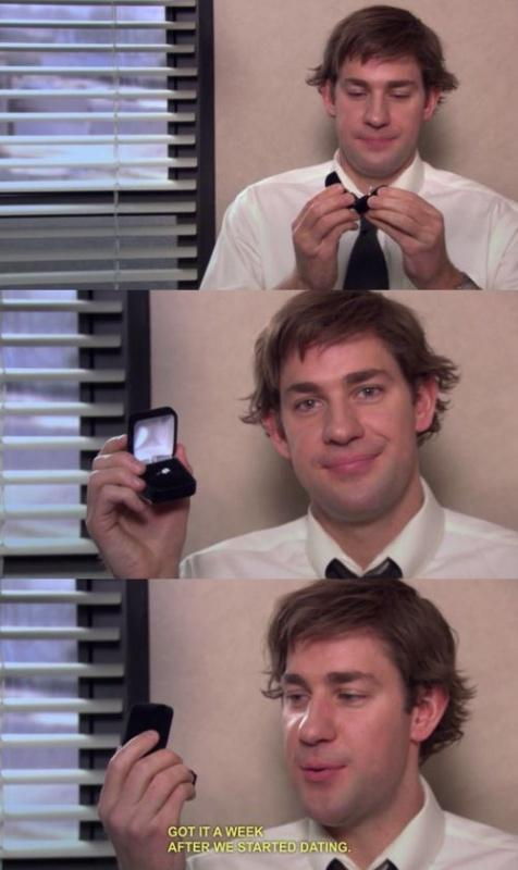 The Office Love Quotes With Timestamp : office, quotes, timestamp, Office', Quotes, YourTango