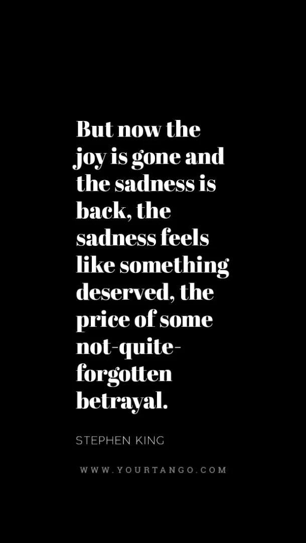 Miserable Quotes : miserable, quotes, Quotes, About, Being, Unhappy, YourTango