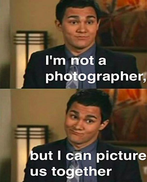 Pick Up Memes : memes, Corny, Memes, They're, Funny, YourTango