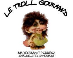 logo le troll gourmand