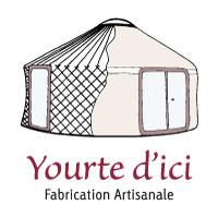 logo yourte d'ici la yourte végétale montaimont saint-françois logchamp Maurienne Savoie