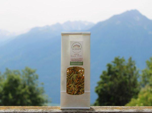 tisane de primevère officinale nature ferme bio yourte végétale saint françois longchamp savoie bien être