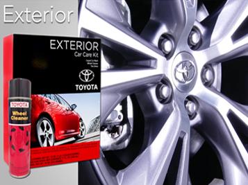 Toyota Car Care Kit
