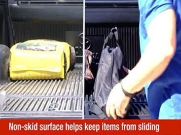 Toyota Tundra Skid Resistor Bedliner