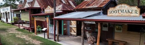 Herberton Historic Village