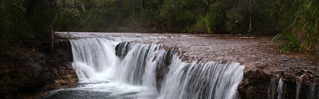 Eliot Falls | Private Tours | Your Trails Tours