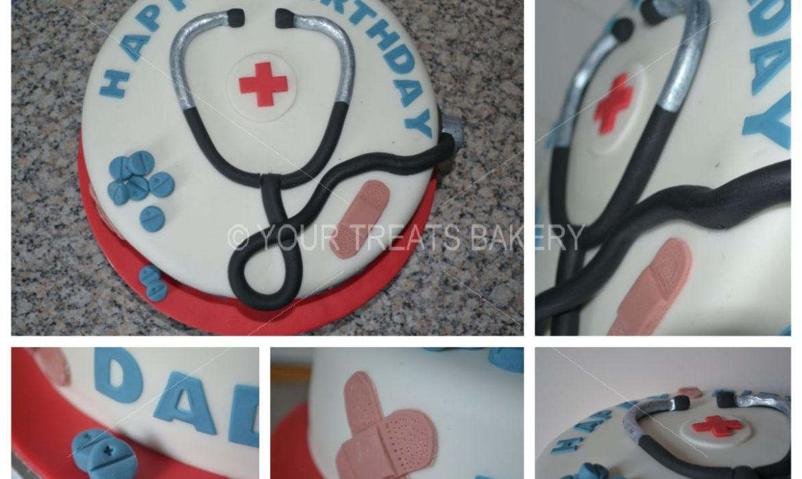 Doctor Doctor Cake
