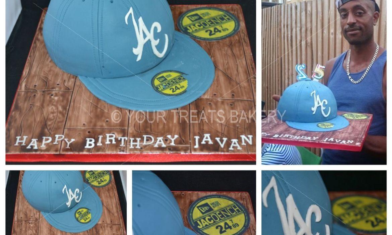 JAC Cap Cake