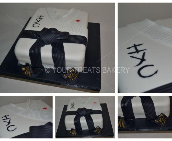 Kung Fu Cake