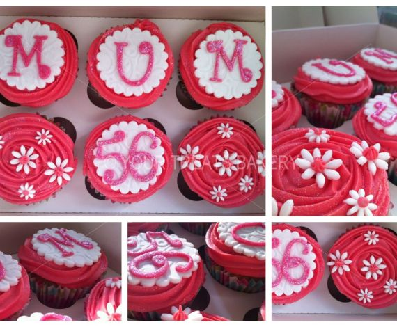 Mum Cupcakes