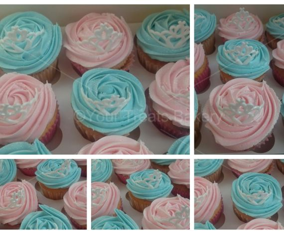 Princess Tiara Cuppies