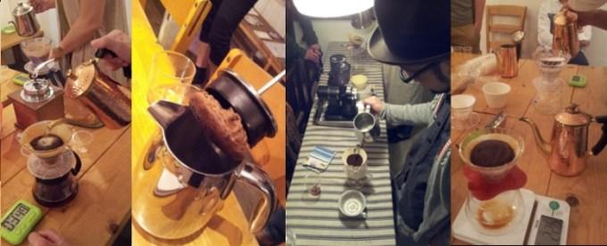 ゆるコーヒー会の案内