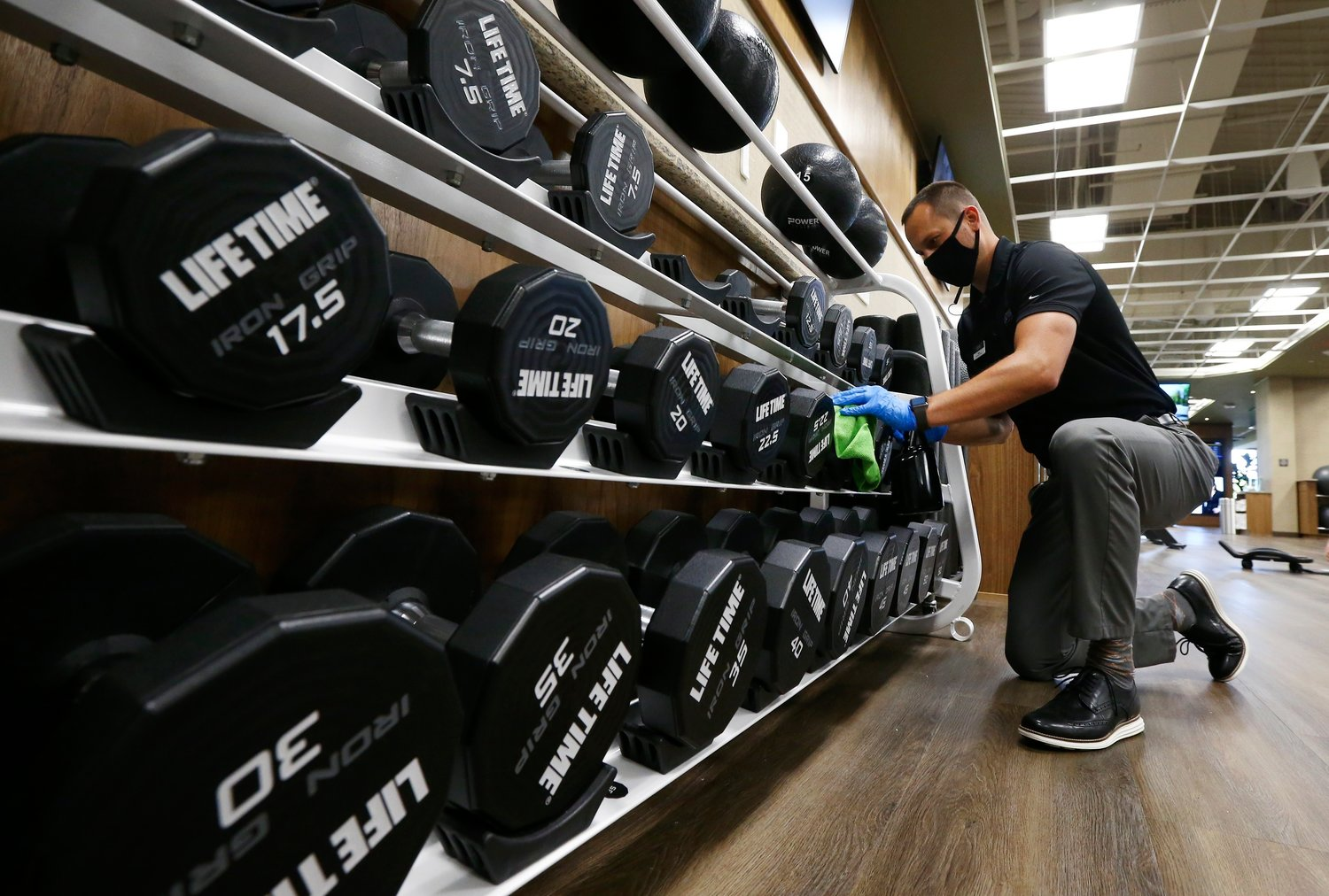 Gym Chains In Arizona Announce Monday Reopening Dates Your Valley