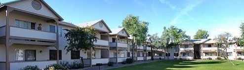 Condominiums along a grassy park - Condominiums, Townhomes, Condo Developments - Bill Salvatore, Arizona Elite Properties 602-999-0952