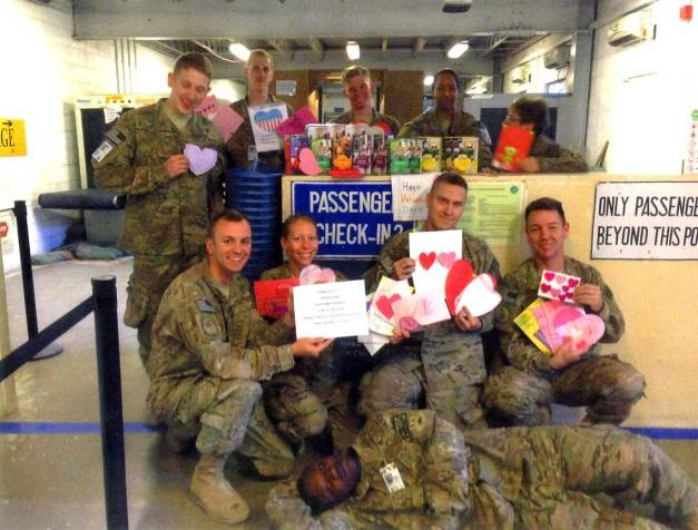 Thanks from Soldiers - Send a Soldier a Smile - Bill Salvatore, Realty Executives East Valley - 602-999-0952