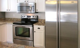 stainless appliances, stove, microwave, refrigerator, dishwasher - Repair or Replace, home systems, appliances - Bill Salvatore, Arizona Elite Properties -602-999-0952 - Elite Property Management