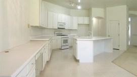 long cabinet extension in kitchen with work desk area - Extended cabinets in kitchen - 1162 S Sandstone St, Gilbert AZ - Bill Salvatore, Arizona Elite Properties 602-999-0952 - Arizona Real Estate