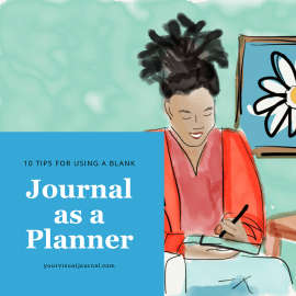 One of the best things about planners is that they provide a structure for your brain to organize information. When you craft this for yourself, the structure thinks like you do.