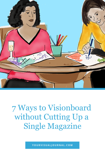 7 Ways To Visionboard