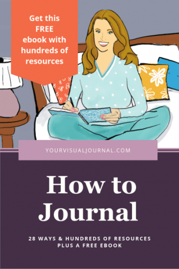 Get the free ebook How to Journal with 28 methods and hundreds of resources when you subscribe.