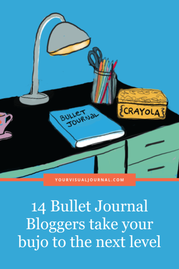 Bullet journalists are a community who share ideas. Meet 14 bullet journal bloggers who share the very best resources to taking your bullet journal to the next level.