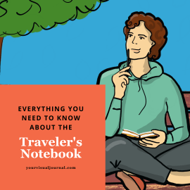 This is everything you need to know about the Traveler's Notebook. Is it any wonder that bullet journalers everywhere love them?