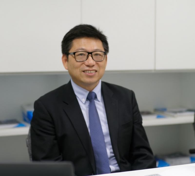 台達電 越南區 孟昭斌 總經理