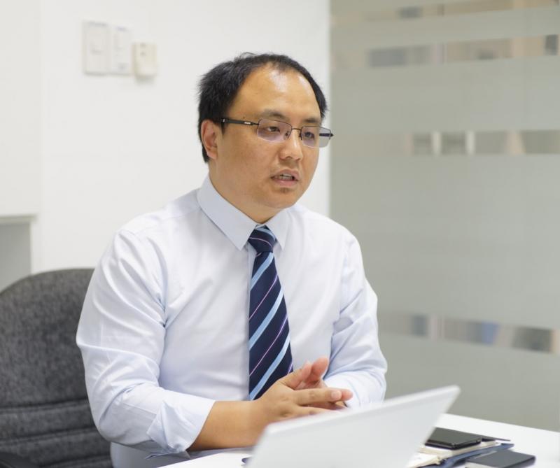 台達電 越南區 范昆侖 區經理