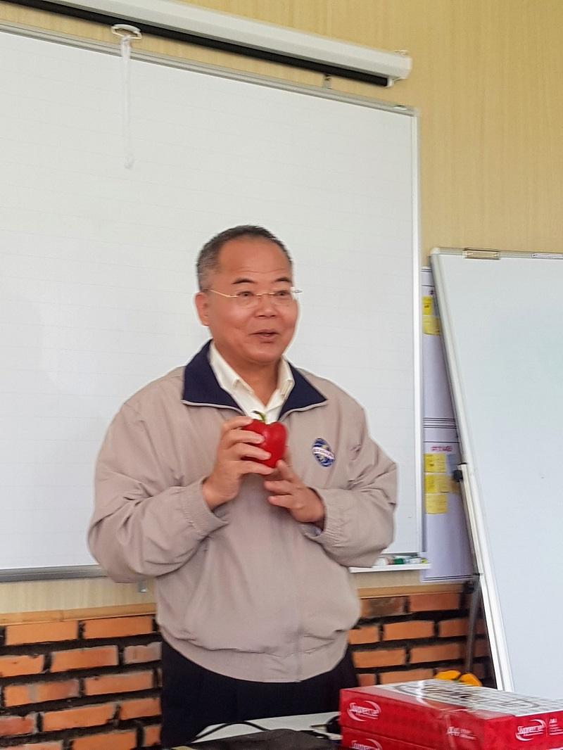 林同 商會監事長 賴宏南