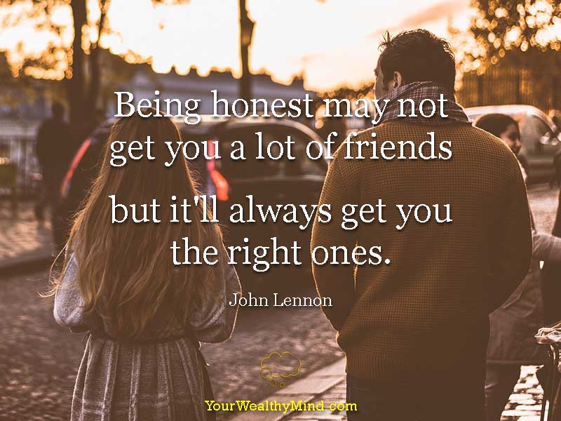 Quote-honest-friends