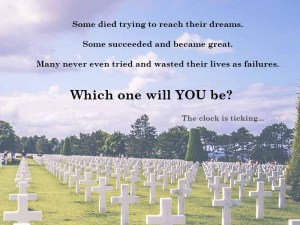 success or failure graveyard yourwealthymind your wealthy mind