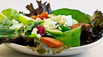 pixabay salad eat healthy food