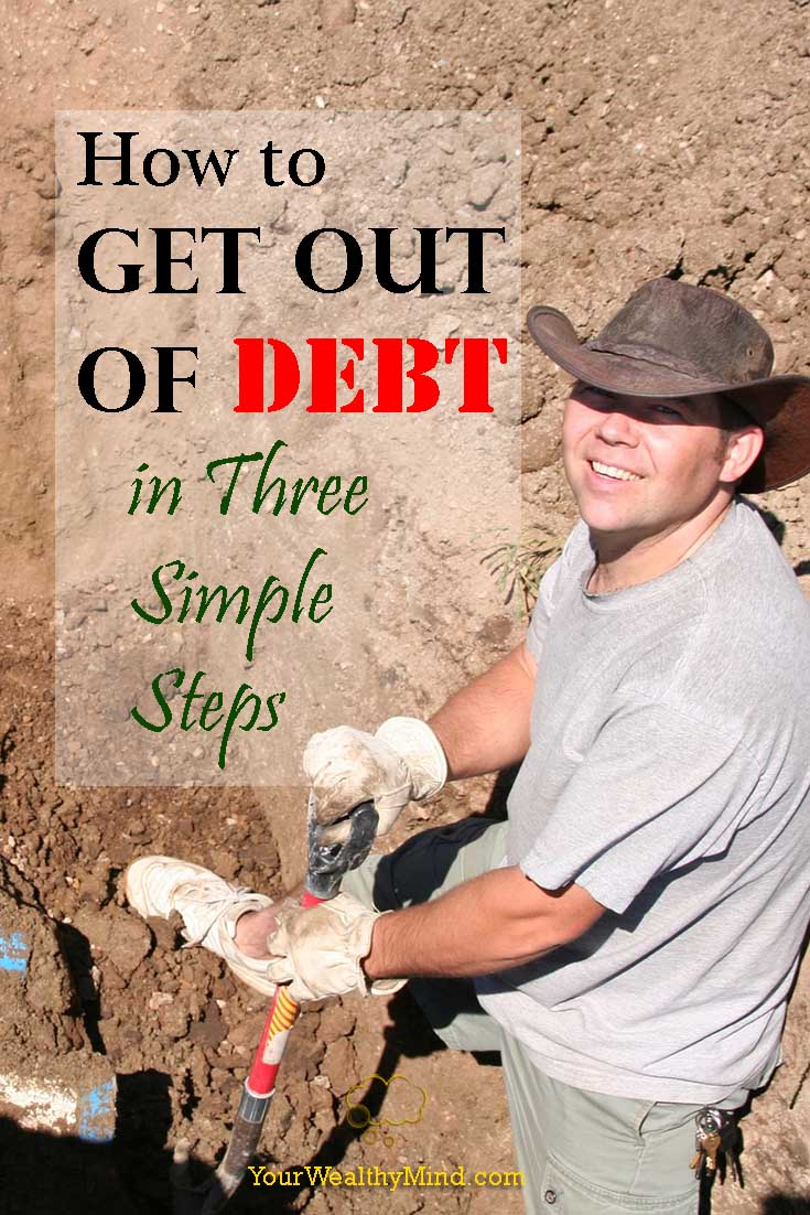 how to get out of debt your wealthy mind yourwealthymind pixabay