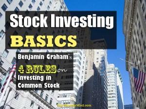 stock investing basics pixabay yourwealthymind your wealthy mind benjamin graham